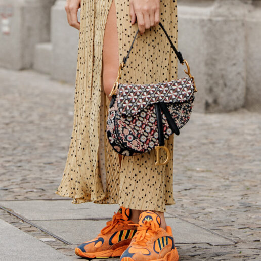 Fashion sneakers: Τα αθλητικά γίνονται statement pieces