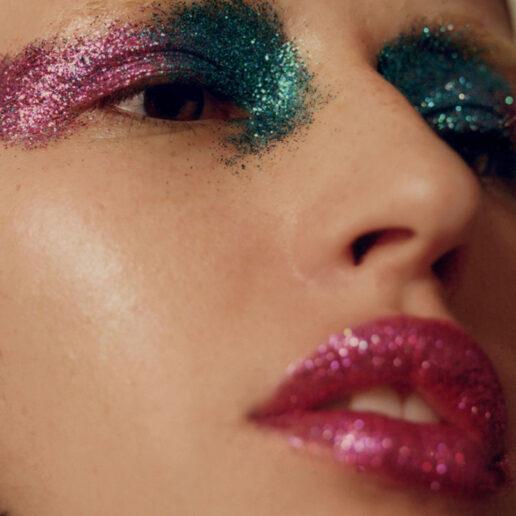 Lip Sparkle: Χείλη 'πασπαλισμένα' με χρυσόσκονη