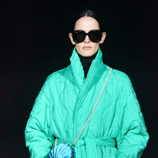 #SuzyPFW: Balenciaga: Shapes That Count Past 100