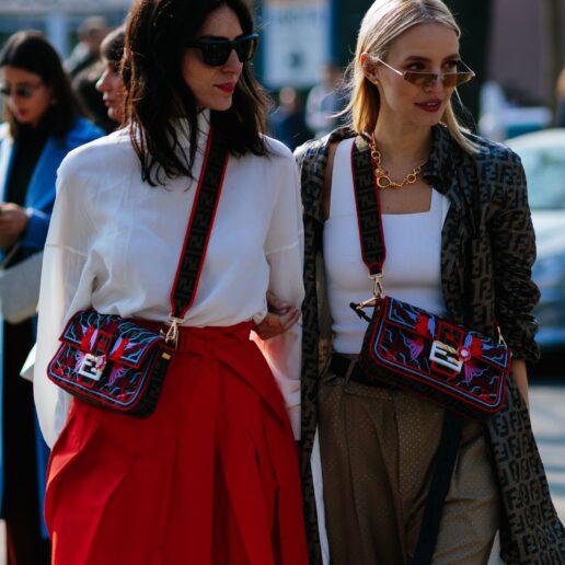 Εβδομάδα Μόδας του Μιλάνου: Η Vogue Greece επιλέγει τις καλύτερες street style εμφανίσεις