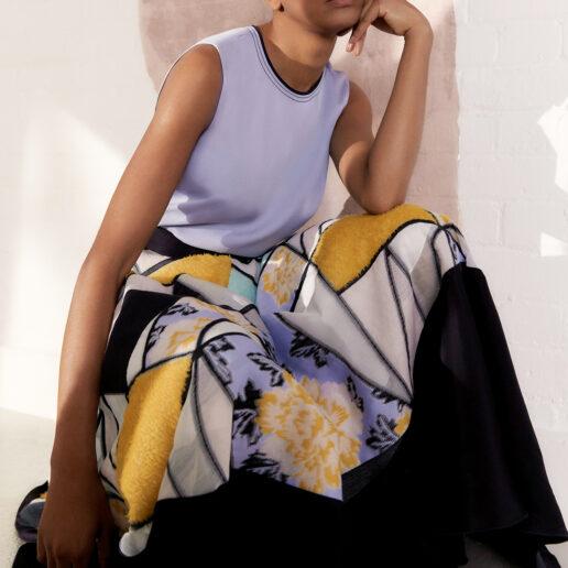 Η νέα συλλογή Roksanda στηρίζει τις γυναίκες του Κονγκό