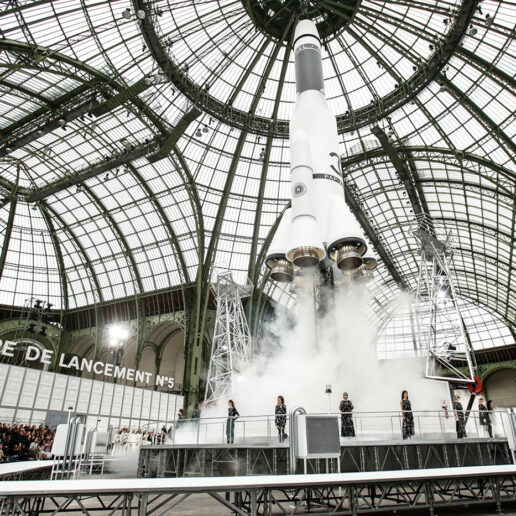 Chanel – Grand Palais Ένας άρρηκτος δεσμός με «νονό» τον Karl Lagerfeld