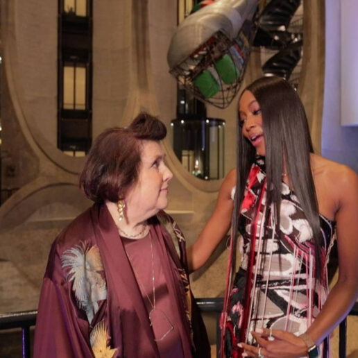 #CNILux: Naomi Campbell Speaks On The Eve Of The Condé Nast International Luxury Conference In…