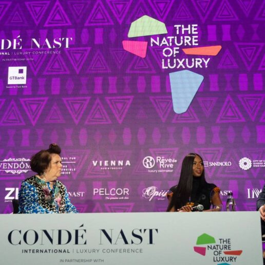 #CNILux: Building Bridges, Bringing Opportunity – Naomi Campbell And Gucci's Marco Bizzarri On The Changemaker…