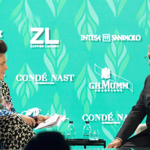 #CNILux: Diamond King Laurence Graff Reveals To Suzy Menkes The Largest Stone In A Century