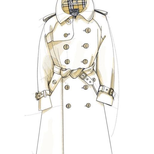 Vogue Αναδρομή: Η ιστορία του trench coat