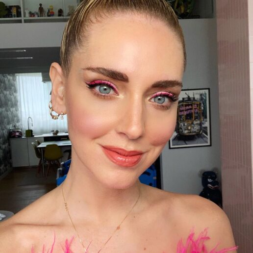 Beauty Instamoment: Το triple eyeliner της Chiara Ferragni