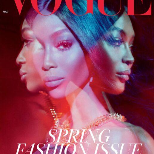 Vogue Moment: Η Naomi Campbell και ο Steven Meisel γράφουν ιστορία