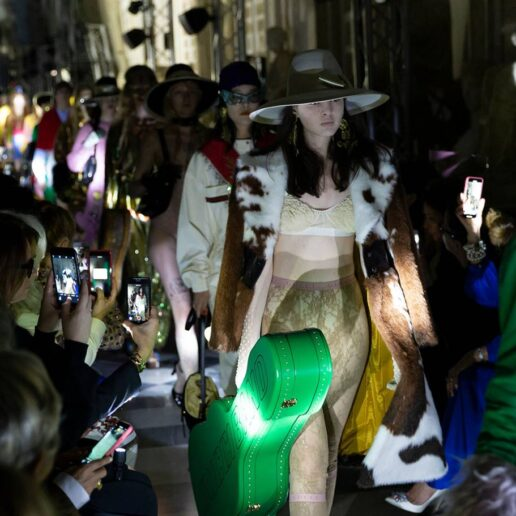 #SuzyCruise: Gucci – Striding Through Sexuality And Sensitivity