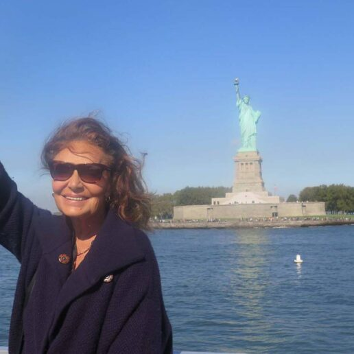 Lady Liberty Enters The Digital Age