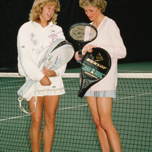 Όταν οι διάσημοι παίζουν τένις
