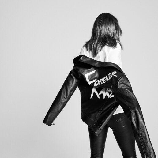 Exclusive: Η Olivia Palermo για τον Karl Lagerfeld