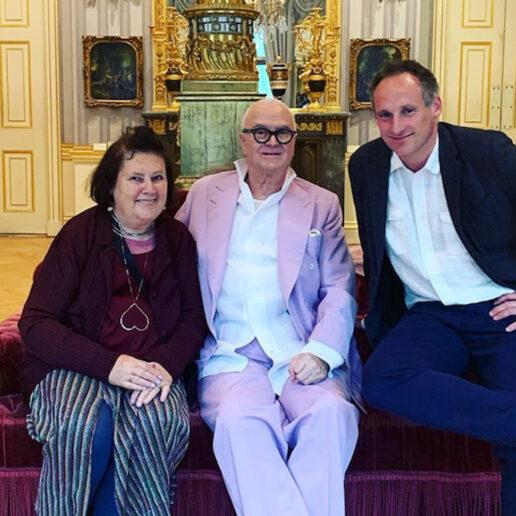 Manolo Blahnik: A Conversation Between Fashion And Art