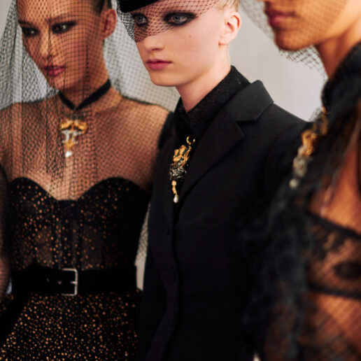 Dior Haute Couture: Τα beauty looks που εντυπωσίασαν