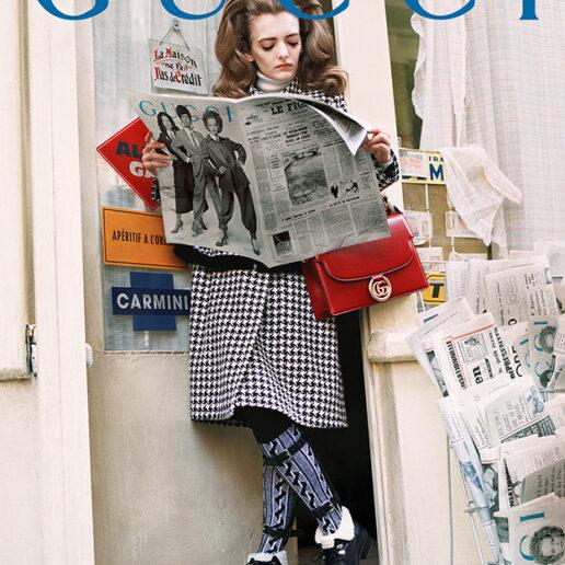 #GucciPrêtÀPorter: Το όραμα του Alessandro Michele μέσα από την AW19 καμπάνια του οίκου