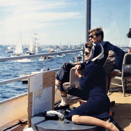 H Jackie Kennedy σε 100 κλικ