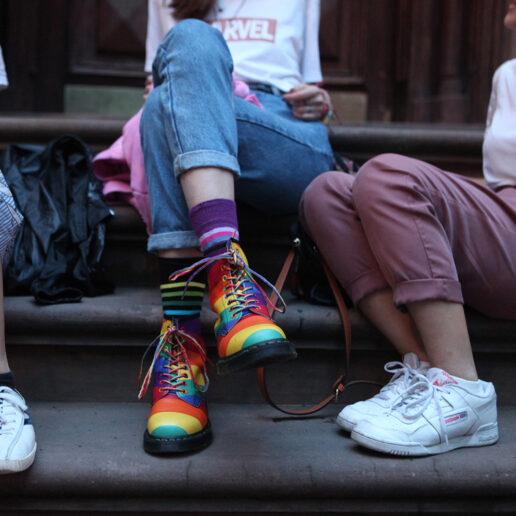 Ένας στιλιστικός περίπατος στη Νέα Υόρκη