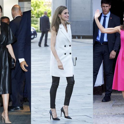 Η βασίλισσα Letizia της Ισπανίας παραδίδει μαθήματα στιλ