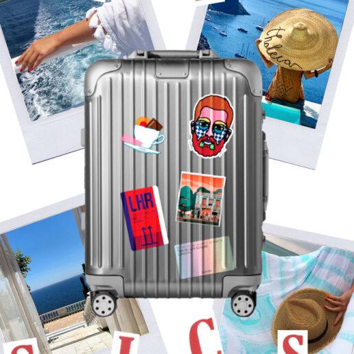 Vacation Edit: Η βαλίτσα των διακοπών της Θάλειας Καραφυλλίδου