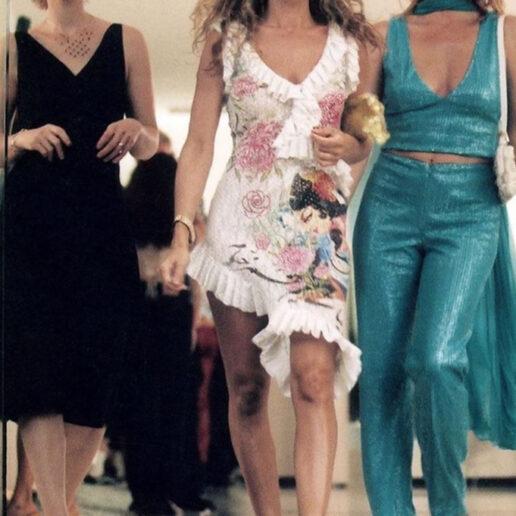 Η απάντηση πίσω από τα «αταίριαστα» Louboutin παπούτσια της Carrie
