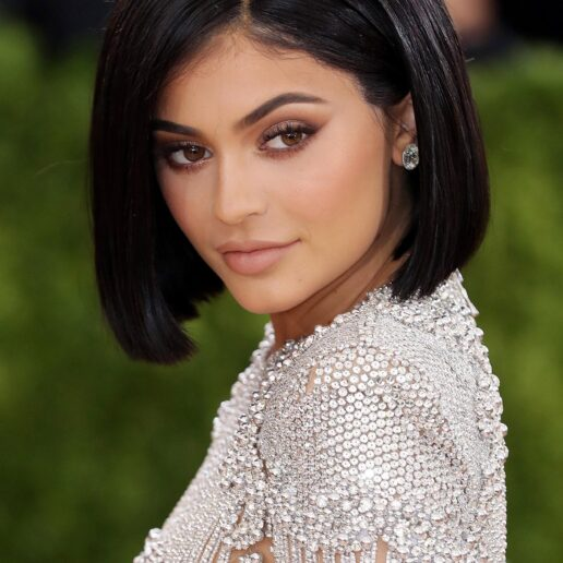 Hair & Makeup: Kylie Jenner