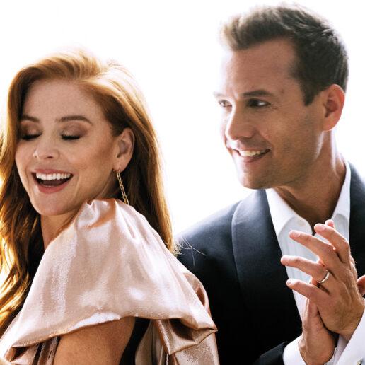O Gabriel Macht & η Sarah Rafferty μιλούν για όλα στη Vogue Greece