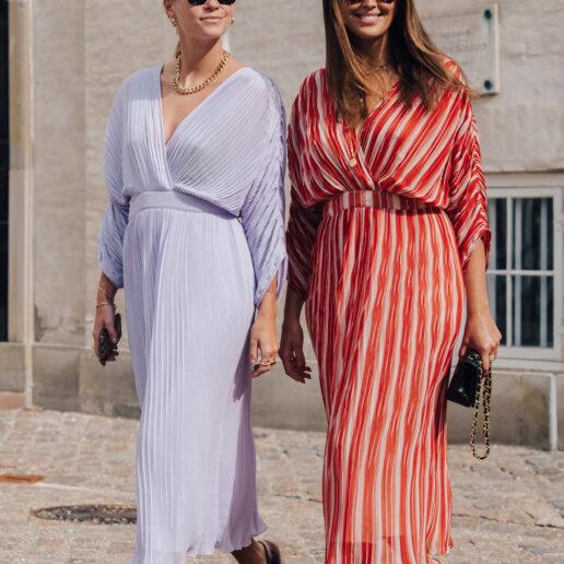 Τι χρώμα φόρεμα θα επιλέξετε για την άνοιξη;