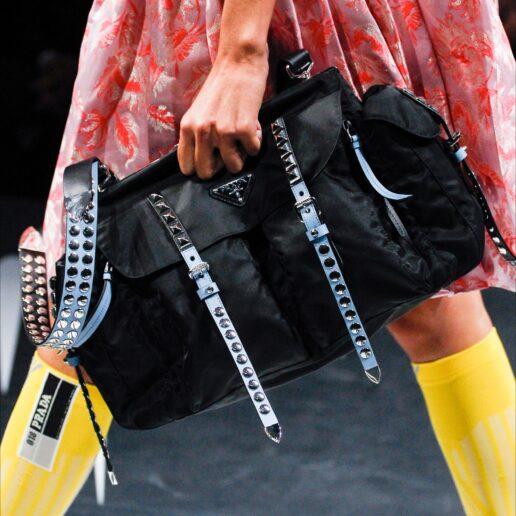Μέχρι το 2021 οι Nylon Bags της Prada θα κατασκευάζονται από ανακυκλωμένα πλαστικά ωκεανών