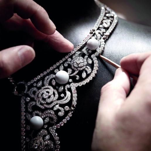 Η ρώσικη δαντέλα της Coco Chanel