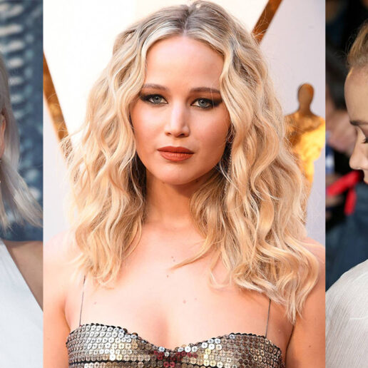 Best Beauty & Hair: Jennifer Lawrence
