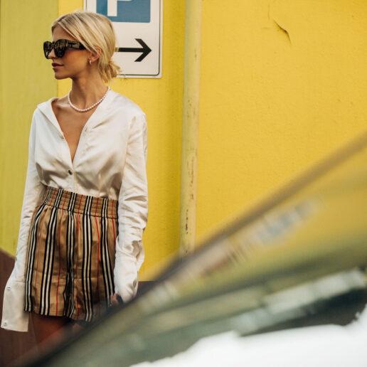 MFW SS20: Νέες προτάσεις από το street style του Μιλάνου