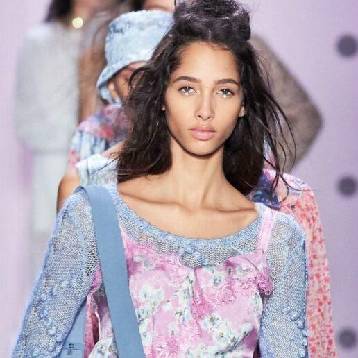 #SuzyNYFW Anna Sui Enters Fashion's Firmament