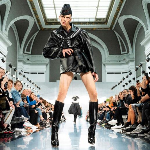 Leon Dame: To μοντέλο του Maison Margiela που έγινε viral στα social media