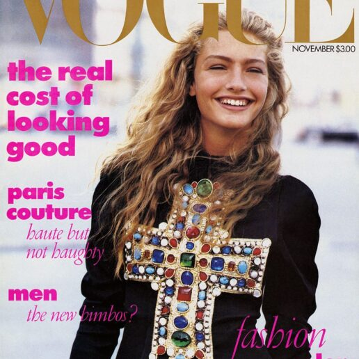 Iconic Covers: Ο Peter Lindbergh για τη Vogue