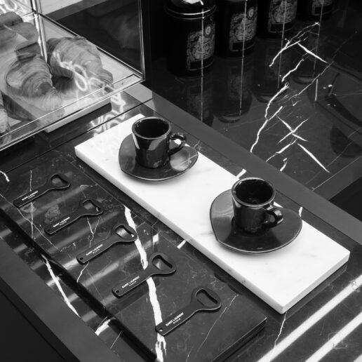 Paris, Je t'adore: O θρυλικός οίκος Saint Laurent ανοίγει café στο Παρίσι