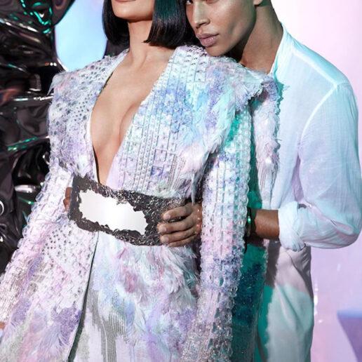 Kylie Cosmetics x Balmain: Η ανακοίνωση της συνεργασίας τους