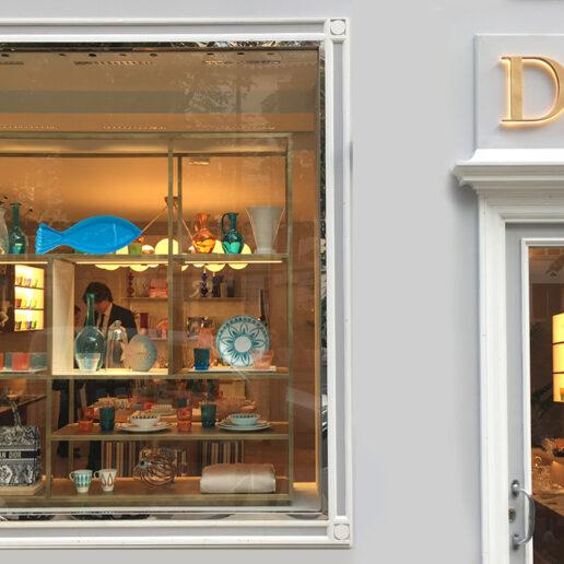 Ελληνική υπογραφή στον Dior Maison