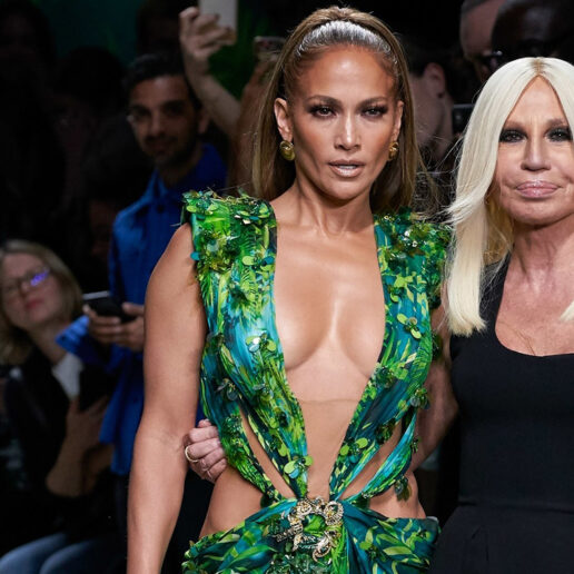 #SuzyMFW: Versace Proves The Force Of Fashion