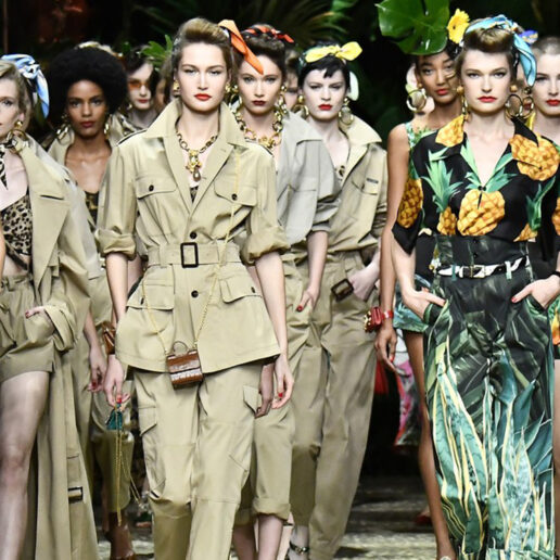#SuzyMFW: Gucci Does Sex; Dolce & Gabbana Head To The Tropics