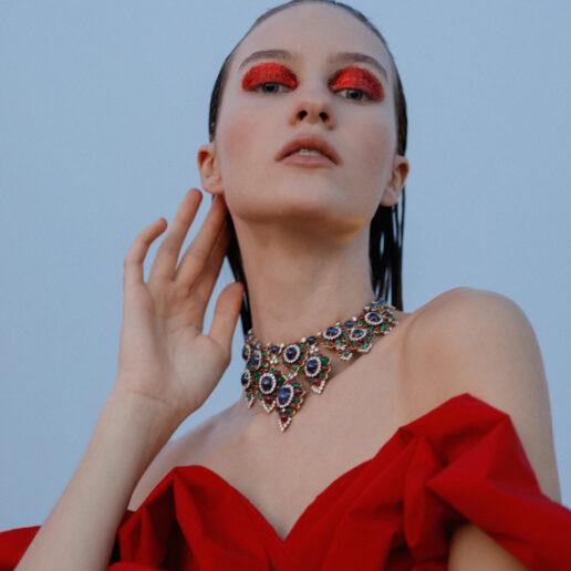 Τα εντυπωσιακά beauty looks της Mary Katrantzou