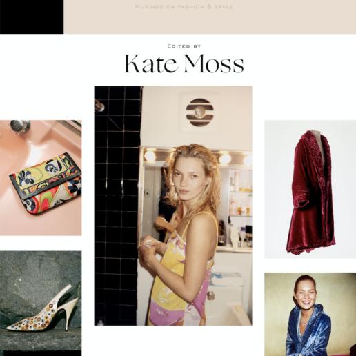 Τα αγαπημένα vintage fashion items της Kate Moss