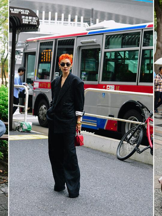Street Style: Τα Highlights της Εβδομάδας Μόδας του Τόκιο