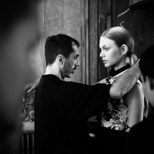 Giambattista Valli: «Η μόδα είναι το πάθος μου»