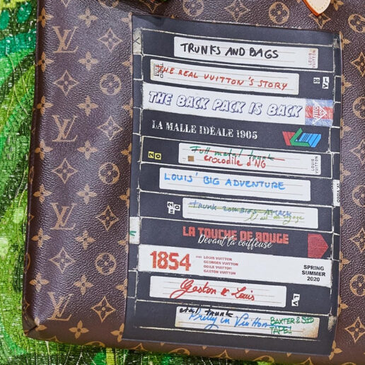 #SuzyPFW: Louis Vuitton and MiuMiu – Skillful Recycling