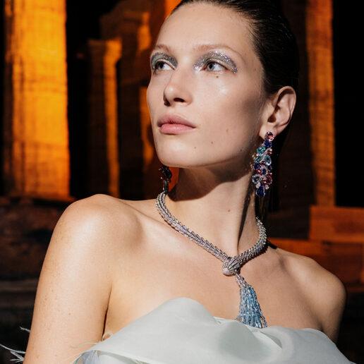 Haute Joaillerie: Tα αριστουργήματα του οίκου Bulgari έλαμψαν στο show της Mary Katrantzou