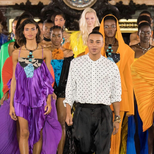 #SuzyPFW: Balmain's Army, Inspired By Millennials