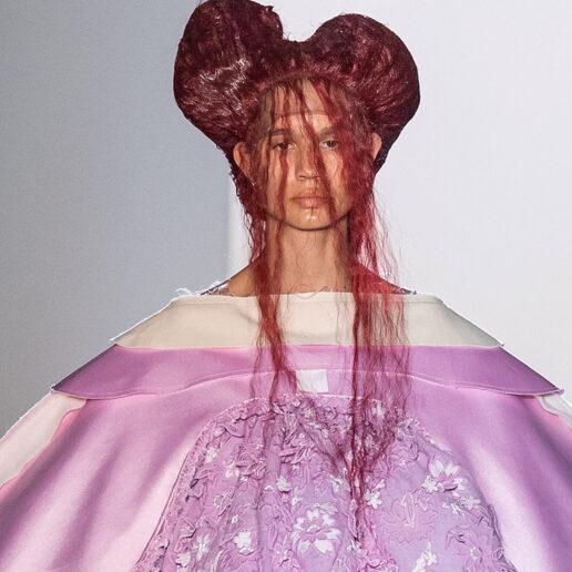 #SuzyPFW: Comme des Garçons From Elizabethan Era To Transgender