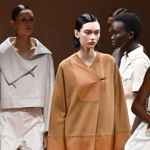 #SuzyPFW: Sensuality In An Hermès Apron