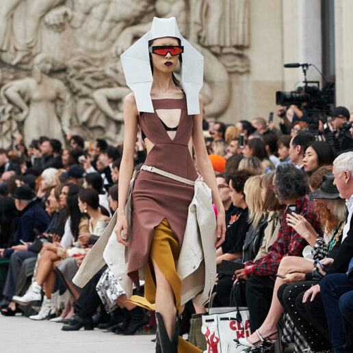 #SuzyPFW: Loewe And Rick Owens Finding Inspirations From Their Pasts