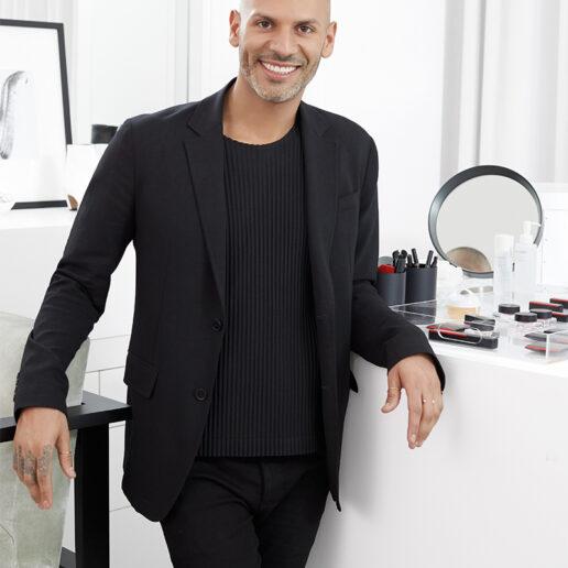 Vincent Oquendo: «Η δουλειά μου είναι όχι απλώς να είναι όμορφη μια γυναίκα, αλλά και…